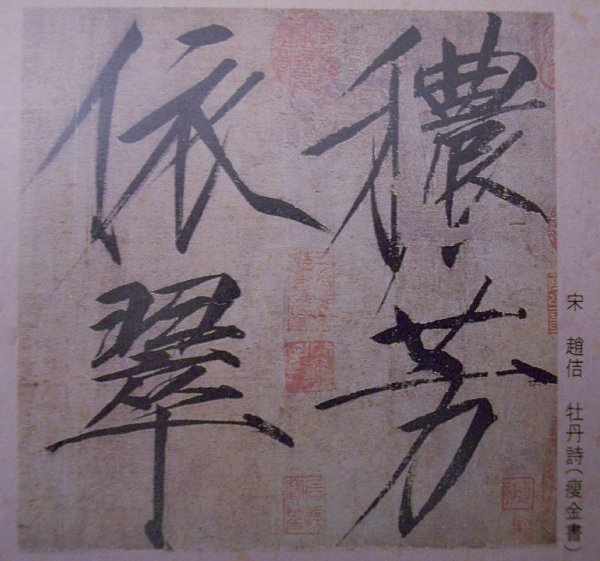 Chinese Calligraphy In Sung Dynasty Concise Version